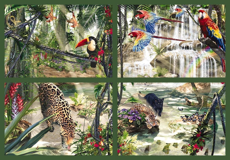 tropische impressionen puzzle