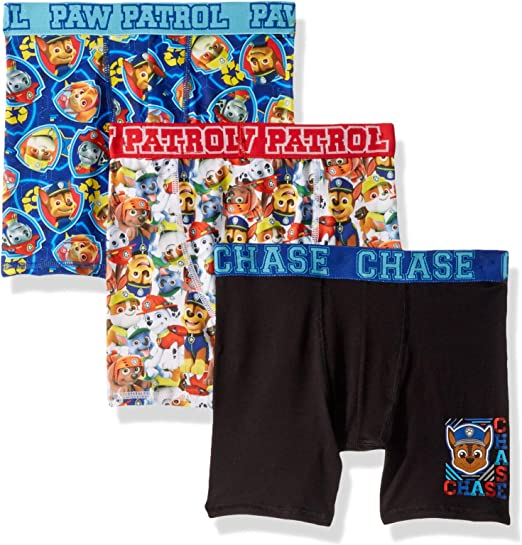 3 Pack Paw Patrol Briefs