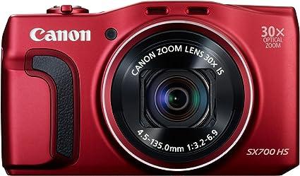 Canon Powershot Sx700 Digitalkamera 3 Zoll Rot Kamera