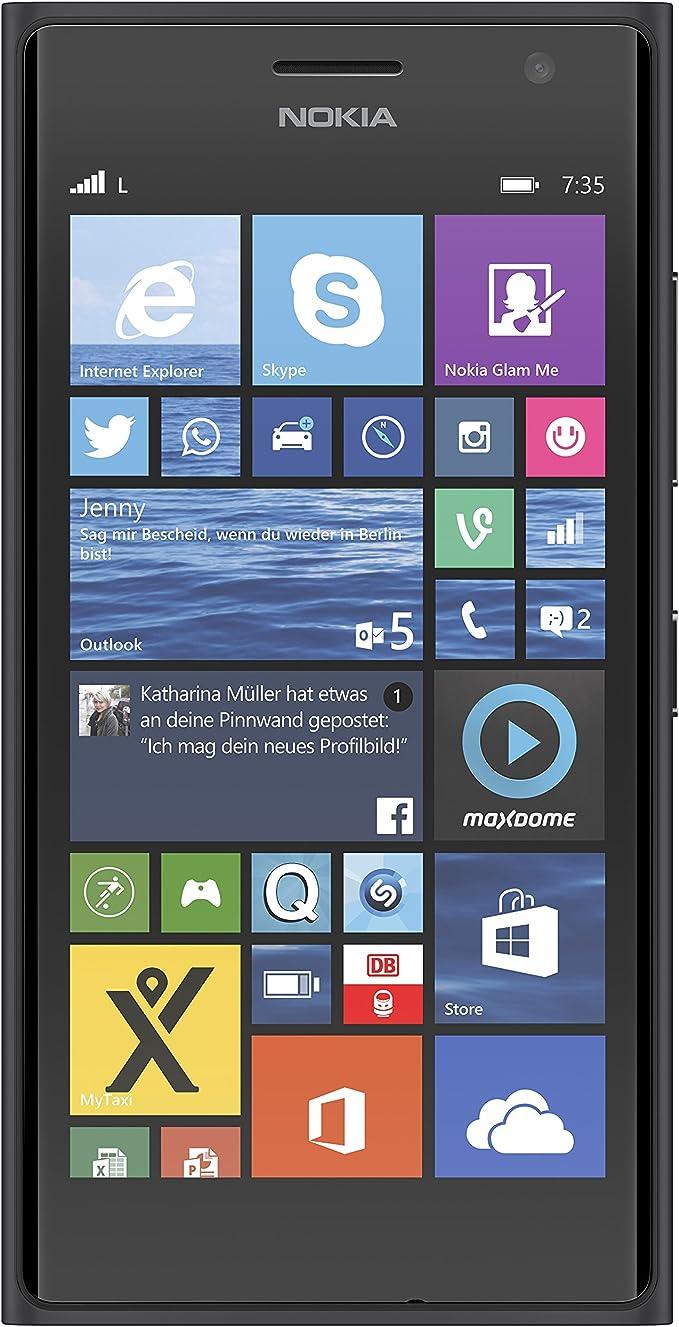 Nokia Lumia 735 8GB 4G Negro - Smartphone (11,94 cm (4.7