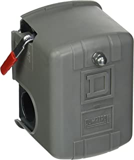square d water pressure switch manual