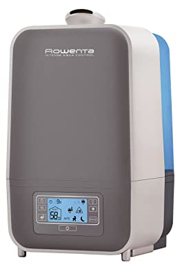 Rowenta HU5120 Intense Aqua Control Whole Room Mist Humidifier Ultrasonic Technology