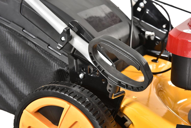 Varan Motors KCL20SP Cortacésped térmico autopropulsado, motor Loncin 196cc, diámetro de corte de 51cm: Amazon.es: Bricolaje y herramientas