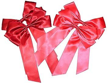 """Anniversaire 20 /""""Gold /& Crème/"""" cadeau de Noël Décoration Noeuds Emballage Cadeaux"""