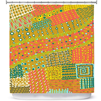 Image Unavailable Not Available For Color Dia Noche Designs Bathroom Shower Curtains