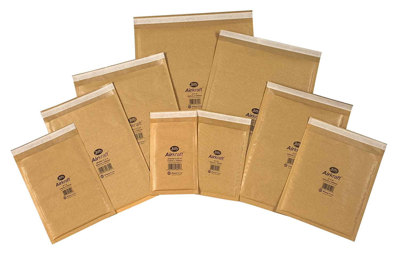 200 x JIFFY JL4 A4 SIZE PADDED BAGS ENVELOPES 240x320mm