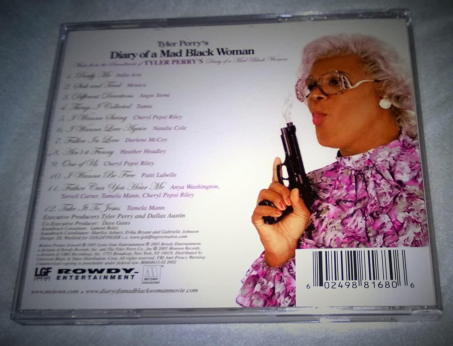diary of a mad black woman soundtrack mp3 free download
