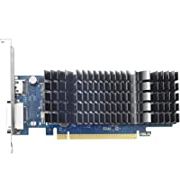 Asus Low Profile Graphics Card for Silent HTPC Build, 90YV0AT0-M0NA00