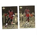 Michael Jordan 1998 Upper Deck Gold Gatorade