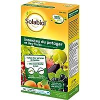 Solabiol sobaci15Insectos du Potager Tratamiento Bacillus hacia los