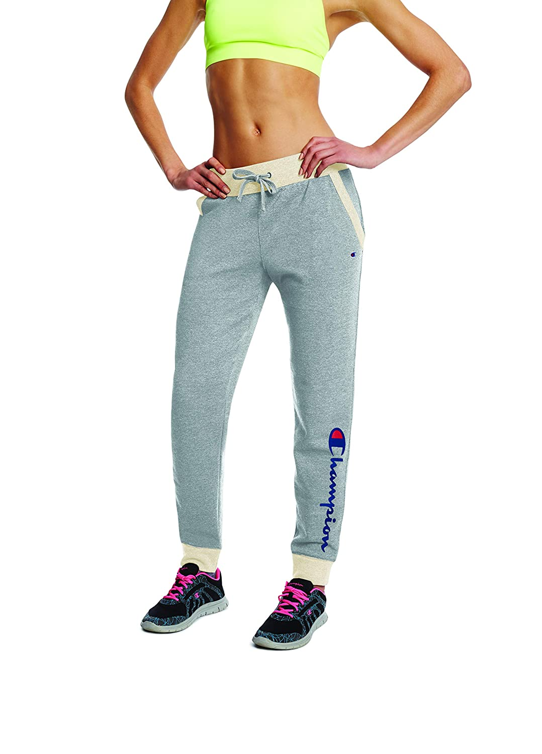 78e55b318a21 Champion Women s Jogger at Amazon Women s Clothing store