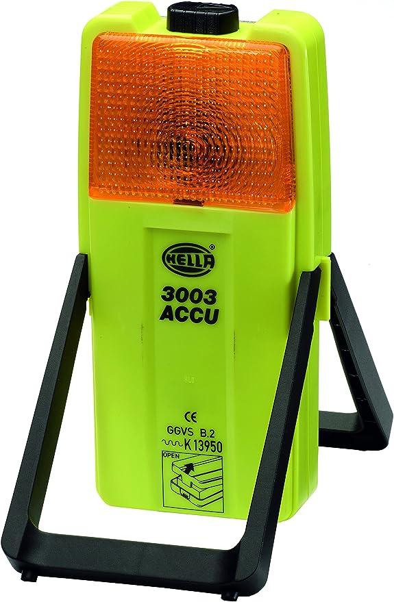 Hella 2xw 007 146 011 Hazard Warning Light With Battery Auto