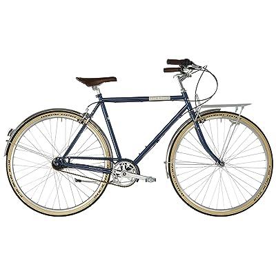 Ortler Bricktown - Vélo de ville - bleu 2018 velo ville femme