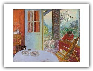 Amazon Com Renfield S Fine Art Pierre Bonnard Dining Room In