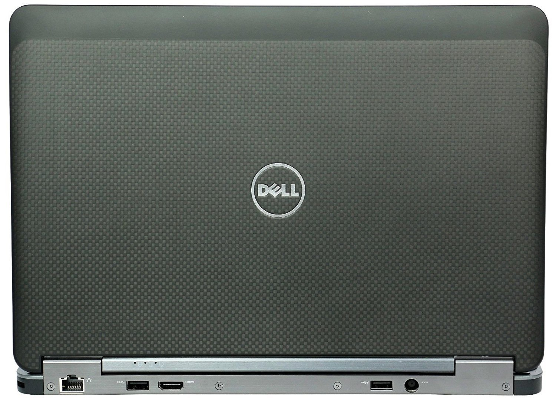 Dell Latitude E7240 Premium Business Laptop, 12.5'' Full HD Touchscreen, Intel Core i7-4600U, 8GB DDR3L RAM, 256GB SSD, Windows 10 Professional (Certified Refurbished)