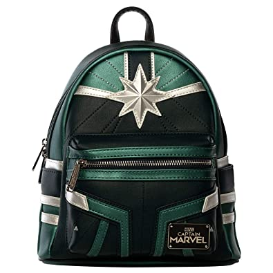 Captain Marvel Tree Loungefly Backpack