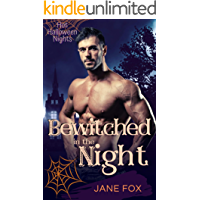 Bewitched in the Night (Hot Halloween Nights Book 6) book cover