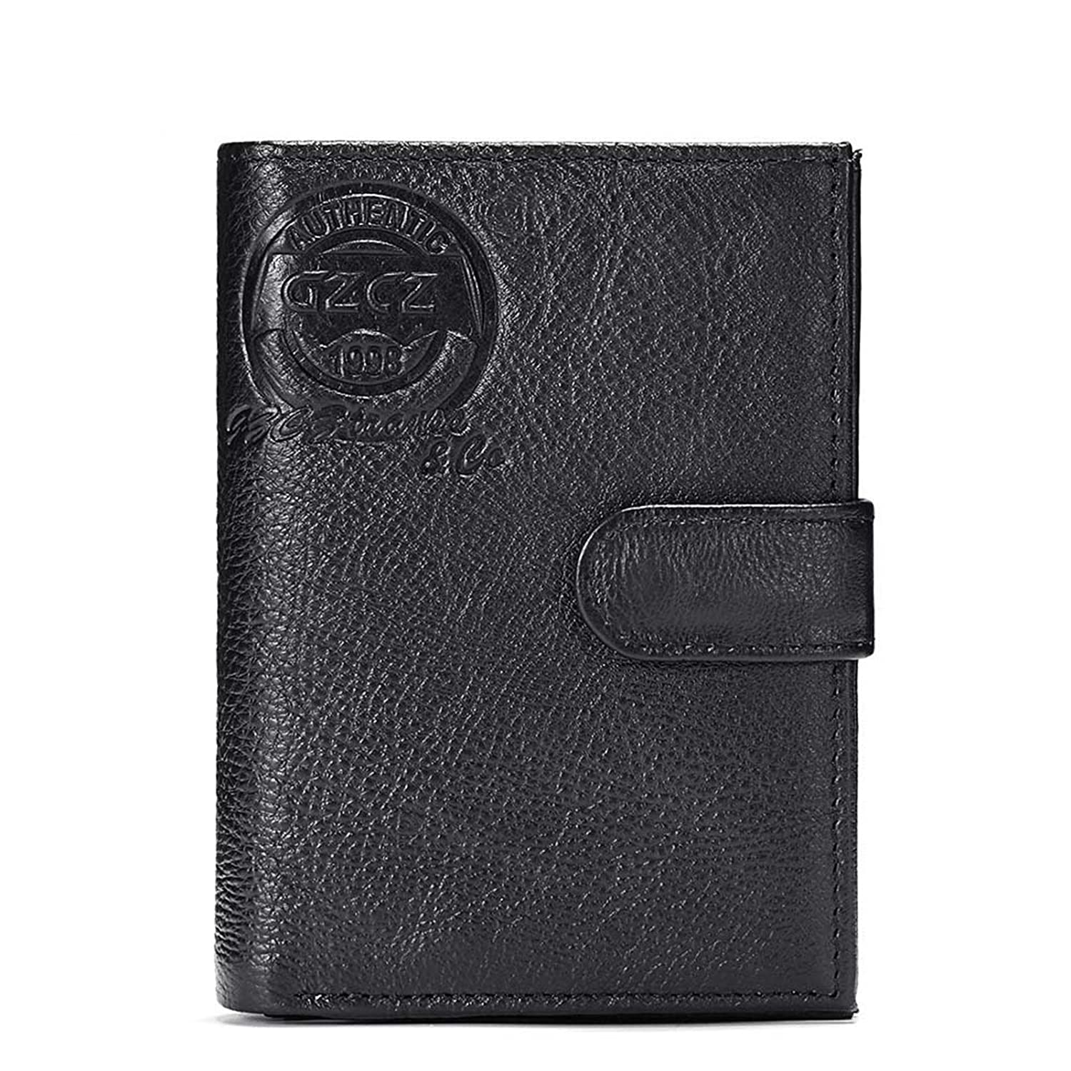 KnSam Leather Wallets for Mens Bifold
