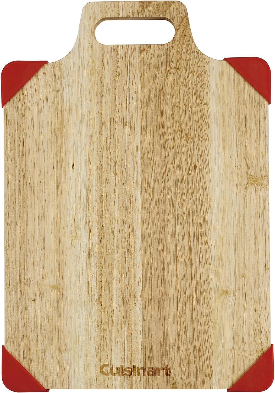 Cuisinart CWB-15RWS Rubberwood Cutting Board, Brown