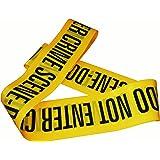 10m Length Crime Scene Do Not Enter Novelty Barrier Tape by kobe1