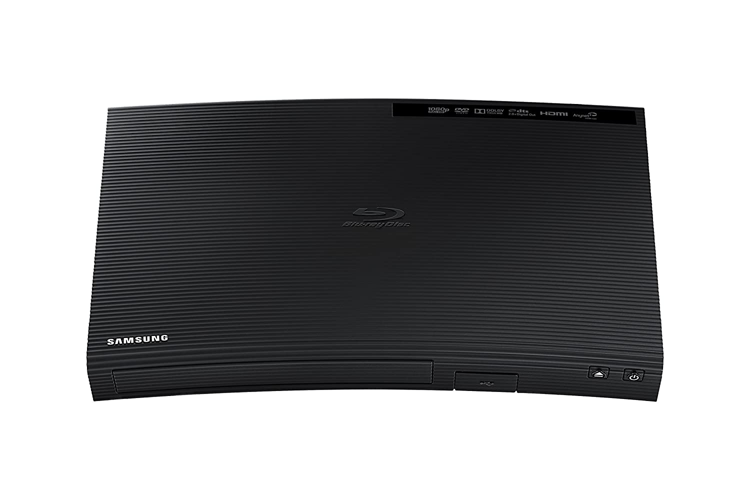 Samsung BD-J5100 Curved Blu-ray Player (2015 Model) BD-J5100/ZA
