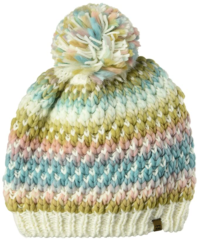 551045e1 Billabong Women's Snowball Beanie, Agave, ONE at Amazon Women's Clothing  store: