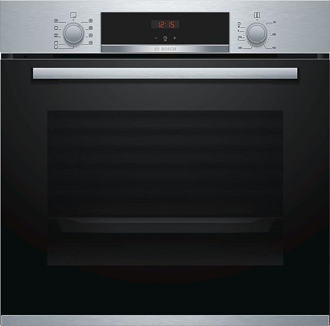 2 opinioni per Bosch Serie 4 HBA514BR0 forno Forno elettrico 71 L Acciaio inossidabile A
