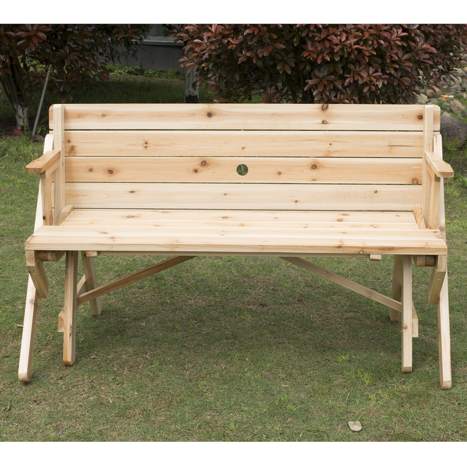 bench a folding and walmart table ip picnic com convert outdoor