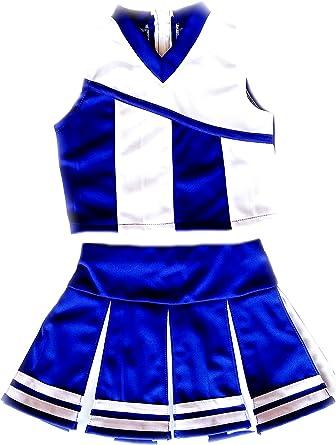 Dress Up America Little Girls American Cheerleader Outfit