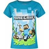 Minecraft Official Adventure Girl's T-Shirt