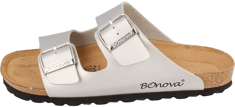 BONOVA Schwanberg Damen Anthrazit 37: Schuhe & Handtaschen