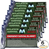 """XL MYLATECH SURVIVAL Reusable Emergency Thermal Blankets 
