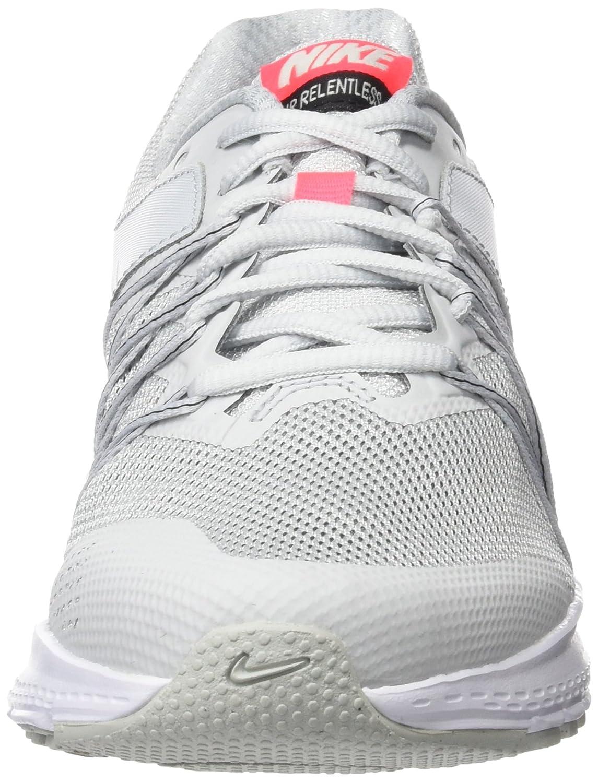 NIKE Women s Air Relentless B01HJNMPO4 6 s Running Shoe Pure NIKE