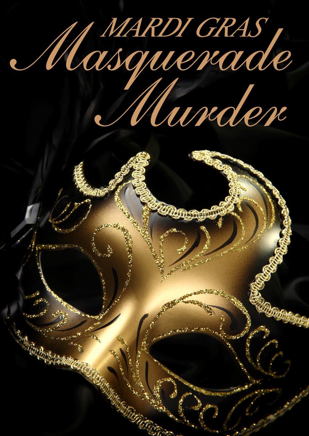Mardi Gras Masquerade Mord für 12 spieler