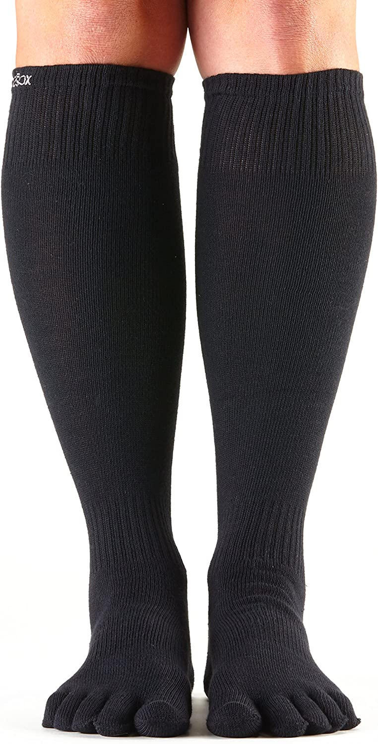 Men High Ankle Cotton Crew Socks Sore Strong Tomorrow Casual Sport Stocking