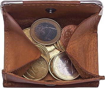 Geld Börse//Etui Portmonee Portemonaie Echt Rind Leder Wiener Schachtel