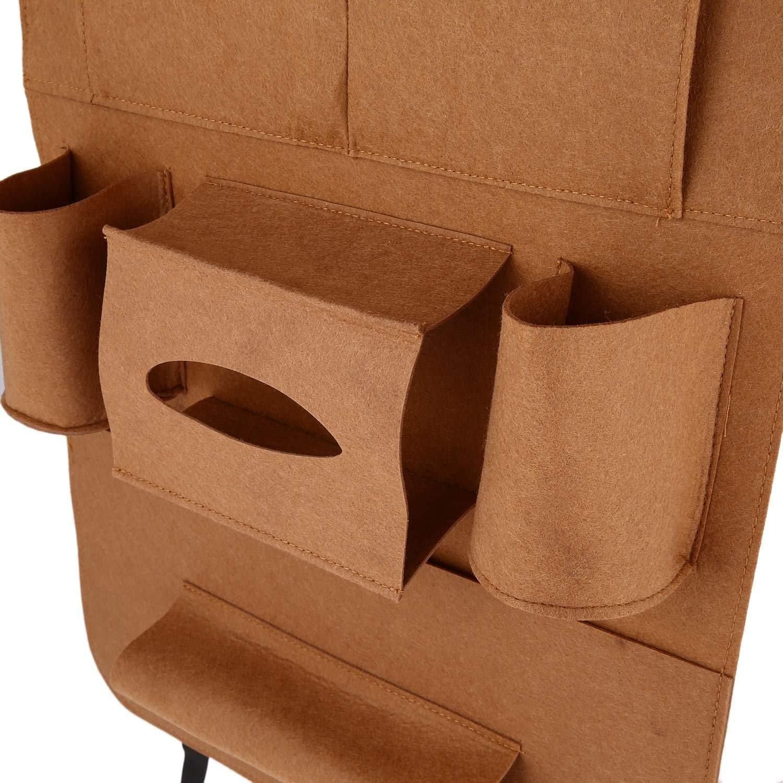 Amazon.com: Organizador de asiento trasero de coche ...