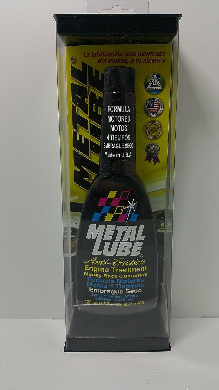 Metal lube #4EFES formula motores motos 4 tiempos con embrague seco. 120ml: Amazon.es: Coche y moto