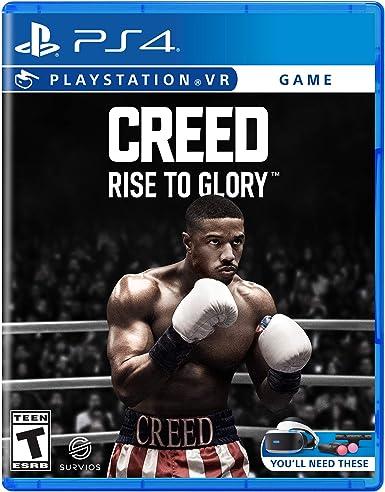 Sony Creed: Rise to Glory VR, PS4 vídeo - Juego (PS4, PlayStation 4, Lucha, T (Teen), Soporte físico, Se requieren auriculares de realidad virtual (VR)): Amazon.es ...
