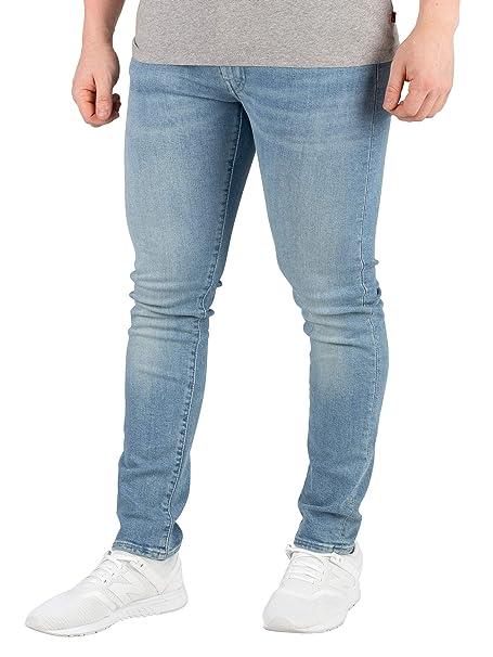 8a5e2ae53b38f Levi s Hombre 519 Jeans Ajustados Extremos