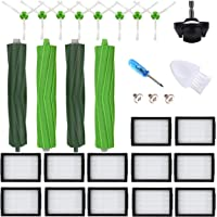 JoyBros 25-Pack Replacment Parts for iRobot Roomba i&e Series:e5 e6 e7 i7 i7+/Plus Vacuum Cleaner Accessories Kit