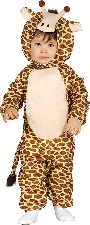 Guirca- Disfraz jirafa baby, Talla 12-24 meses (85992.0): Amazon ...