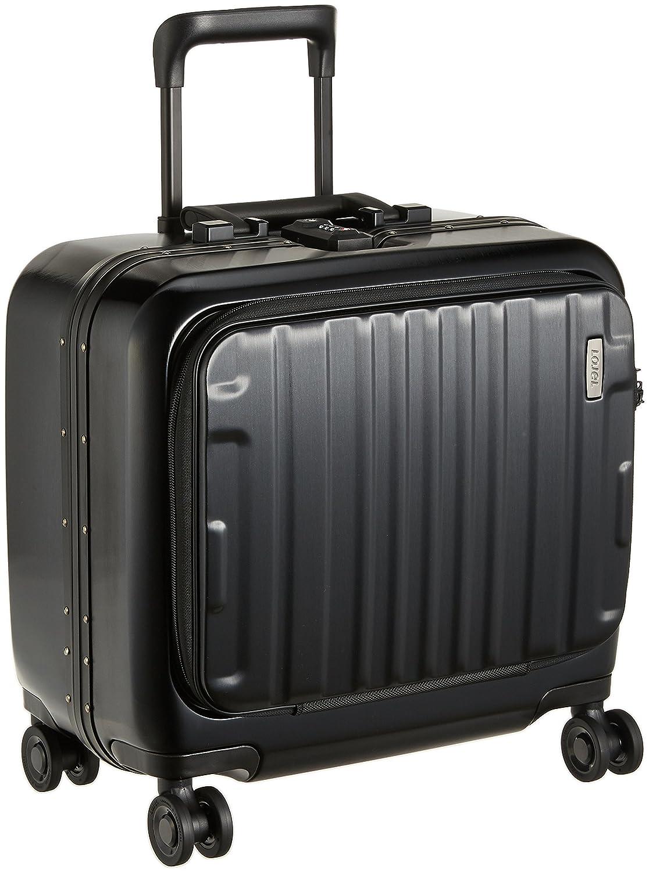 [ロジェール] スーツケース 保証付 38L 43.3 cm 3.9 kg KOZMOS-SS  ブラック B0791Y76R4