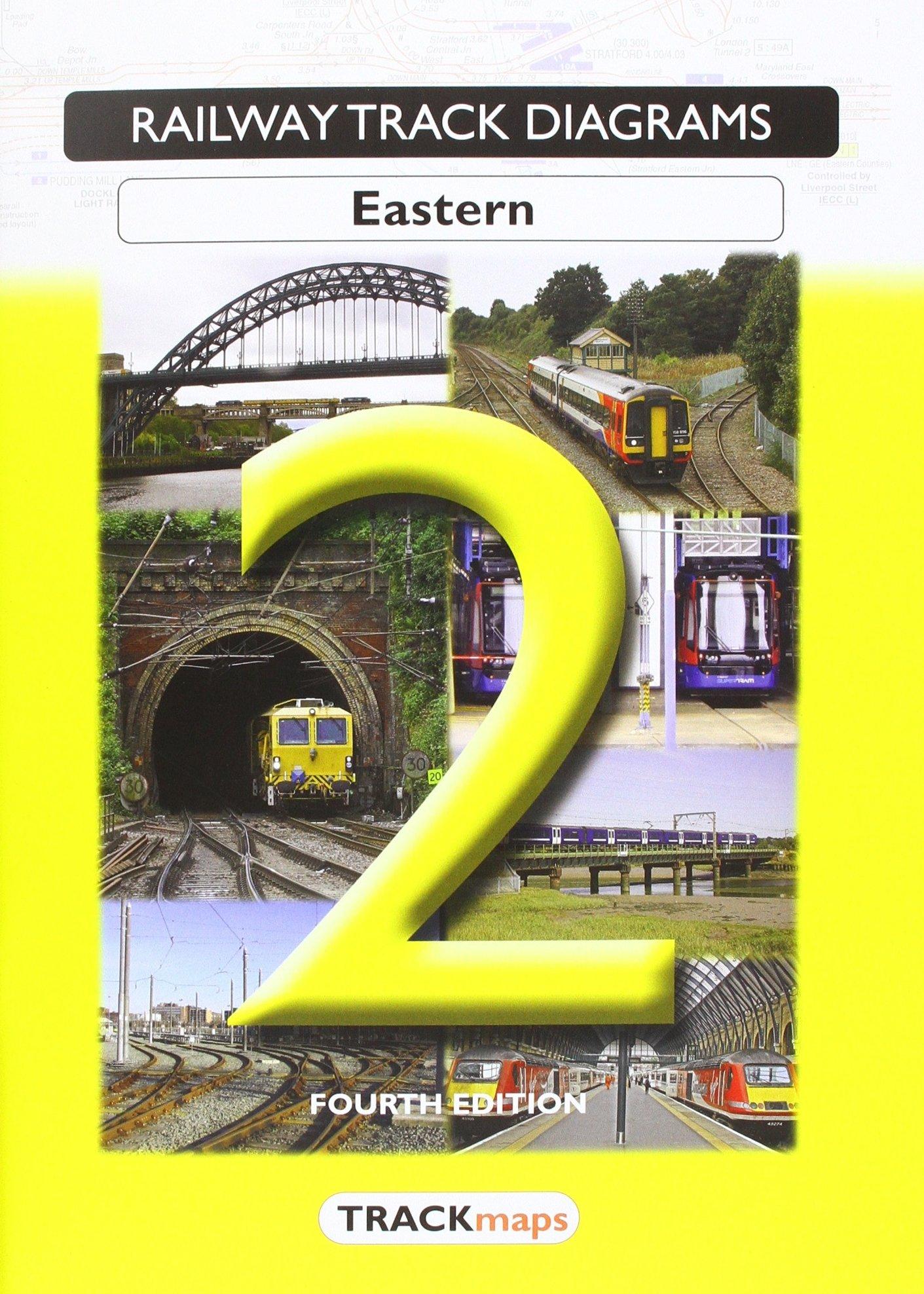 Read Online Railway Track Diagrams: Eastern pdf