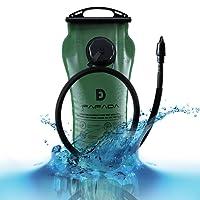 Fafada Trinkblase 2L Wasserblase 3L für Rucksack Wanderrucksack Trinkrucksack Radfahren Wasserblase Trinksystem Zum Camping Wandern Radfahren