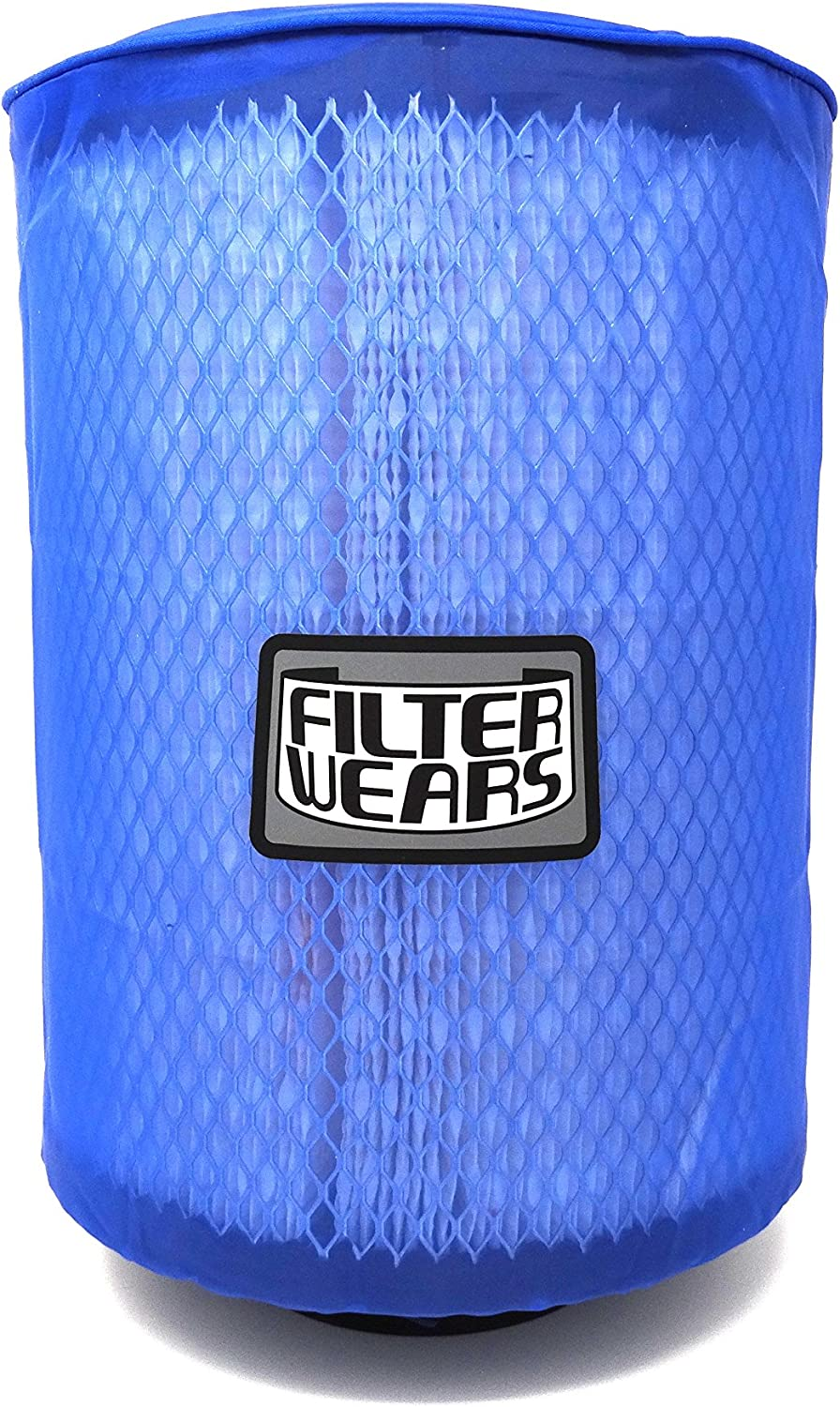 Check this 'FILTER WEAR' Air Filter Protector