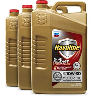 Amazon.com: Havoline (223395481-12PK) 10W-30 Motor Oil - 1 ...