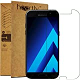 Heartly Samsung Galaxy A7 (2017) Tempered Glass Protective 2.5D 0.3mm Pro 9H Hardness Toughened Screen Protector