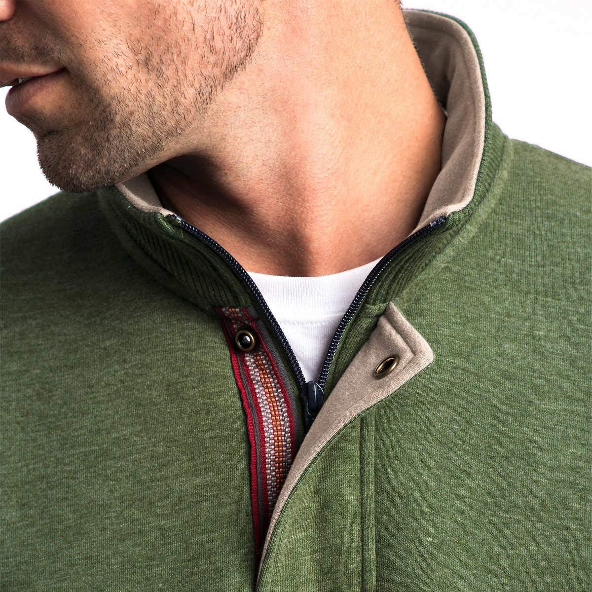 Orvis Men/'s Signature Pullover Variety