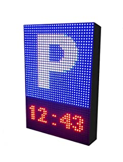 Rótulo LED programable Autoescuelas (32x48 cm) RGB ...